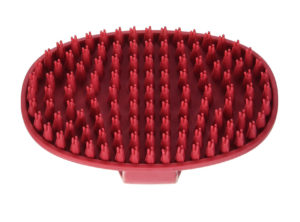 rubber brush for dogs