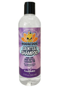 NEW Soothing Gentle Pet Shampoo