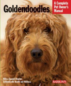 goldendoodle training book
