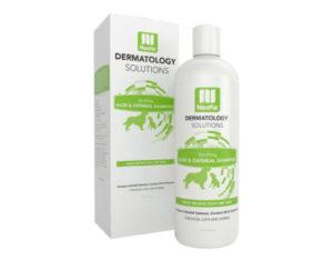Oatmeal Dog Shampoo for Itchy Skin