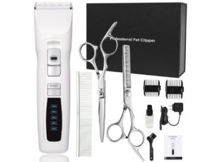 Best Heavy Duty Dog Clippers