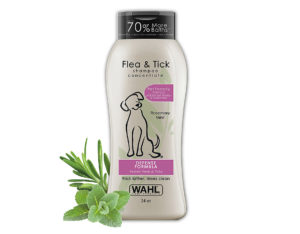 Wahl Flea and Tick Shampoo for Dogs