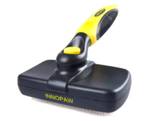 Innopaw Self cleaning Slicker Brush