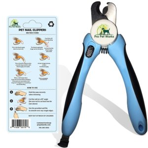 Best Dog Nail Clippers and Trimmer