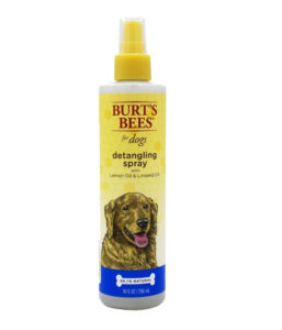 Burt's Bees for Dogs All-Natural Detangling Spray